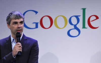 Larry Page Co-fundador de Google Inc.