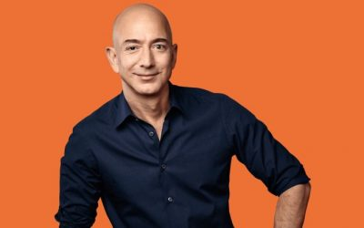 Jeff Bezos fundador de Amazon